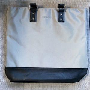 New Calvin Klein tote bag